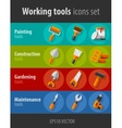 Working tools for vector image