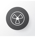 room fan icon symbol premium quality isolated vector image
