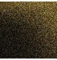 gold glitter dust sparkley texture vector image
