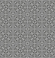 optical art abstract seamless pattern vector image