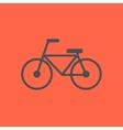 Transportation Flat Icon vector image vector image