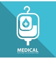 medical design vector image
