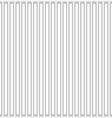 White Plastic Background vector image
