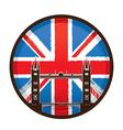 England vector image