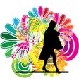 Businesswomen vector image vector image