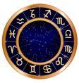 Zodiac sign vector image