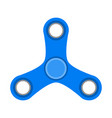 spinner isolated flat vector image