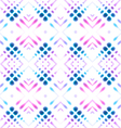 Abstract seamless blur contemporary pattern vector image