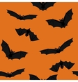 flying bats vector image