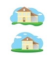 house home sweet home vector image