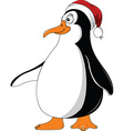 Cartoon penguins vector image vector image