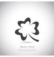 Trefoil symbol icon or logo template vector image vector image