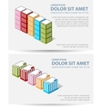 Set template vector image