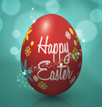 Easter Egg Design vector image