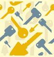 wallpaper keys vector image vector image