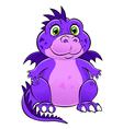 dragon child vector image