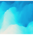 Blue Abstract Background Design Template Modern vector image