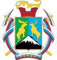 Revda Murmansk Oblast vector image vector image
