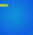 Blueprint abstract background grid vector image vector image