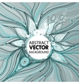 abstract trendy background vector image vector image