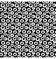 Hand Drawn Polka Dot Pattern vector image