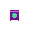 Laundry Icon vector image