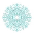 Arabesque ornament for your design vector image