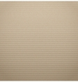 Texture of cardboard with the striped pattern vector image