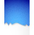 Basic blue and white background vector image