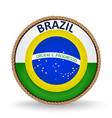 Brazil Seal vector image