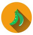 Pea icon vector image