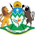 Kwazulunatal Province vector image