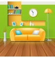 Modern Interior Design vector image