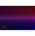 a Violet Music Equalizer vector image