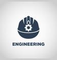 engineering logo icon design vector image