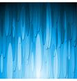 Blue tech design vector image vector image