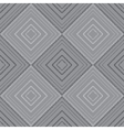Repeating geometric tiles of rhombuses seamless vector image