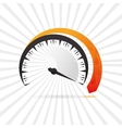 speed icon design vector image
