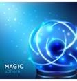 Magic Sphere vector image