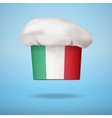 Italian national cuisine vector image