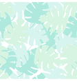 Seamless Tropical Pattern vector image vector image