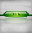Gallery Icon vector image