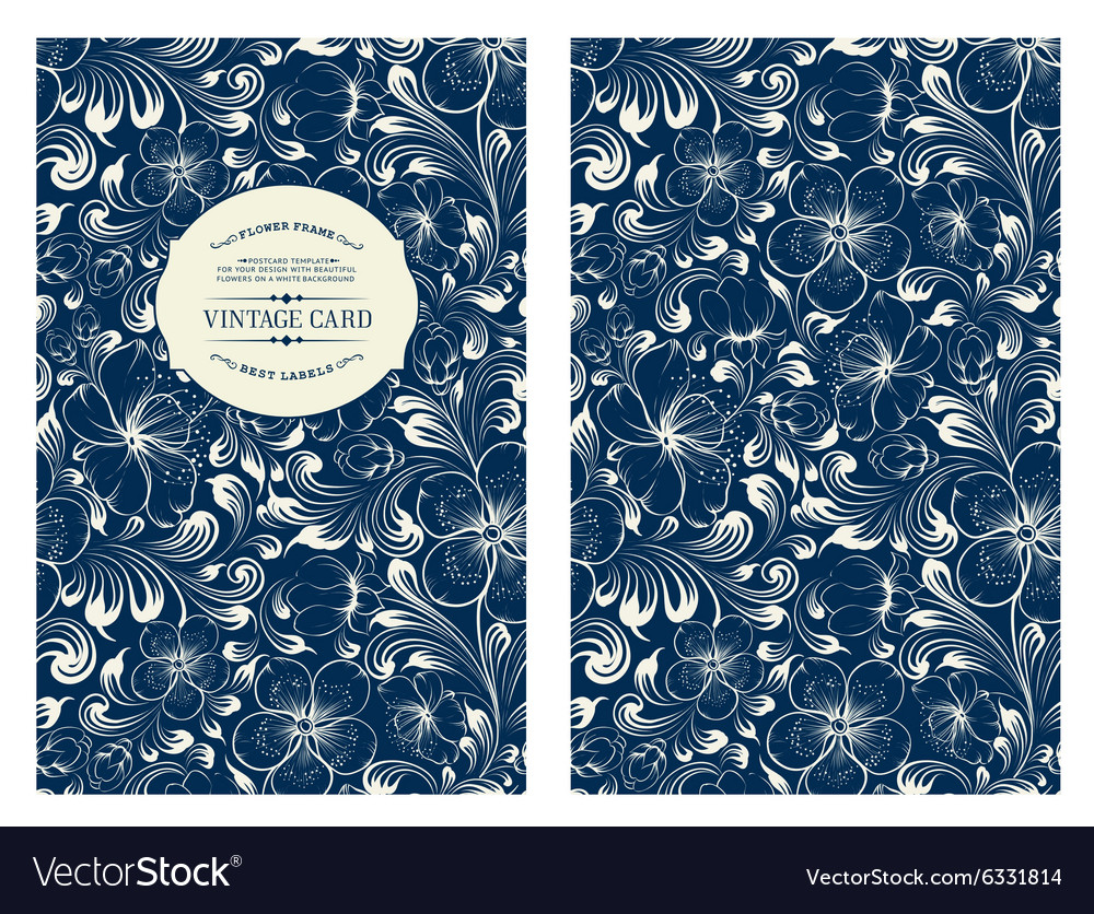 Book cover design vector