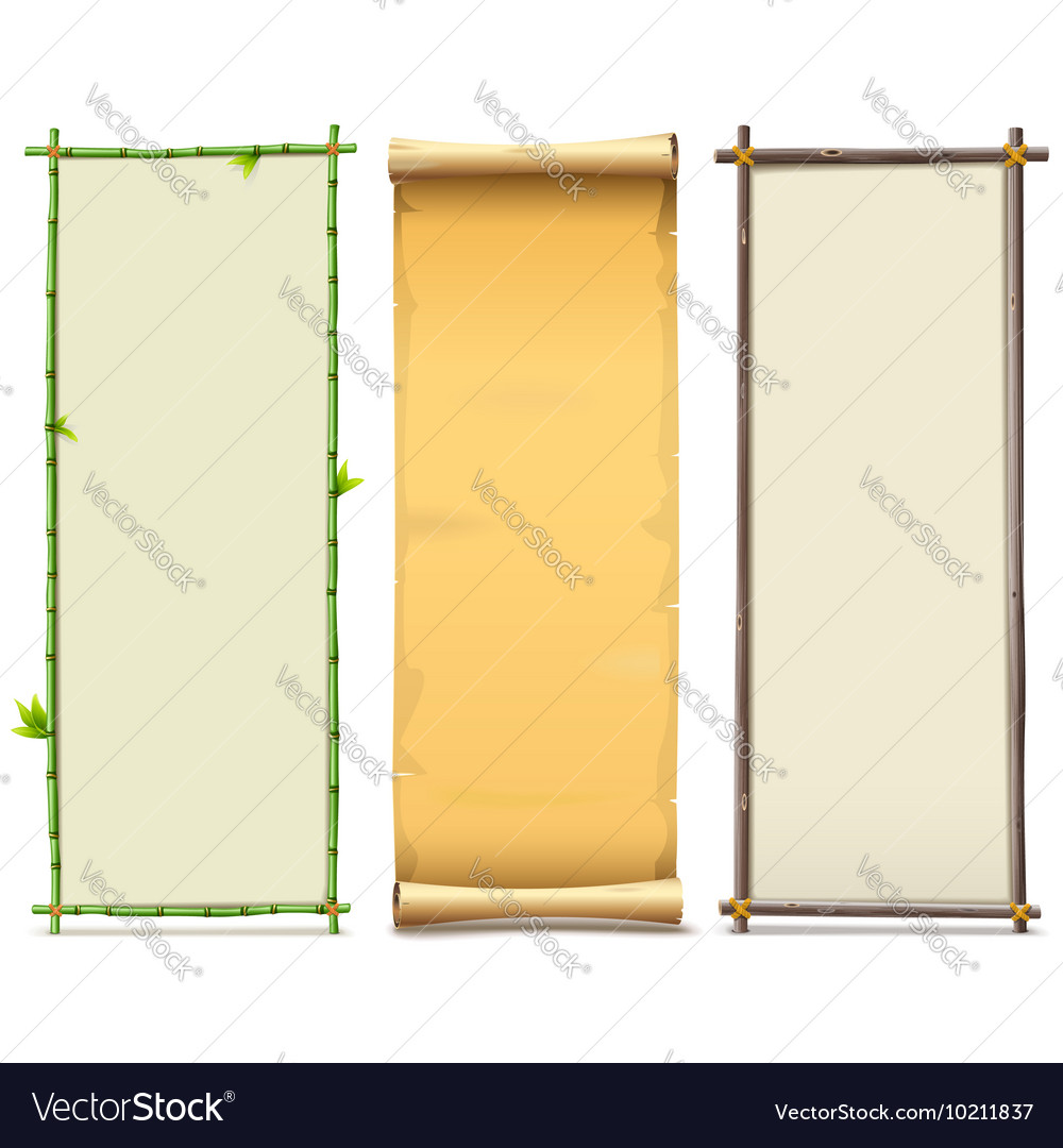 Boards set 8 vector