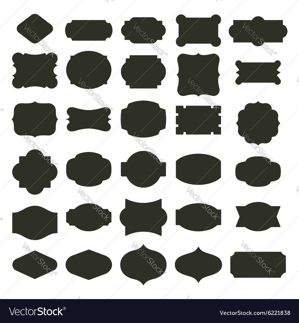 Basic labels set vector
