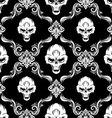 Skull Decorative Pattern vector image
