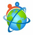 People Around the Globe vector image