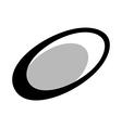 A baseball vector image vector image
