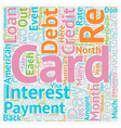 Consolidate Your Credit Cards Lower Your Monthly vector image