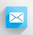 Post envelope icon vector image vector image